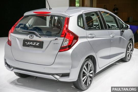 Honda Jazz 2017 có giá từ 398 triệu đồng - Ảnh 3.