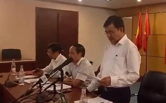 """Ông Nguyễn Xuân Quang """"buồn phiền"""" về vụ mất 385 triệu đồng - Ảnh 1."""