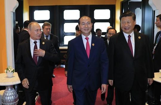 Chủ tịch nước: Thông qua Tuyên bố Đà Nẵng tại APEC 2017 - Ảnh 3.
