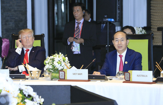 Chủ tịch nước: Thông qua Tuyên bố Đà Nẵng tại APEC 2017 - Ảnh 8.