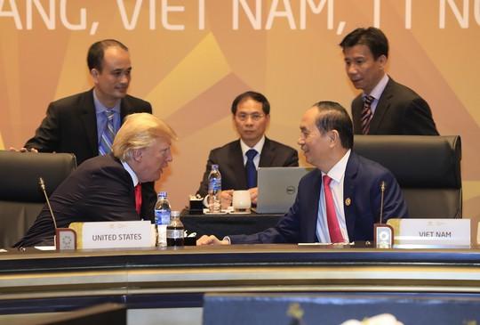 Chủ tịch nước: Thông qua Tuyên bố Đà Nẵng tại APEC 2017 - Ảnh 7.