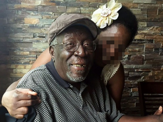 Gia đình ông Godwin khẳng định sẽ tha thứ cho kẻ ra tay. Ảnh: ABC News