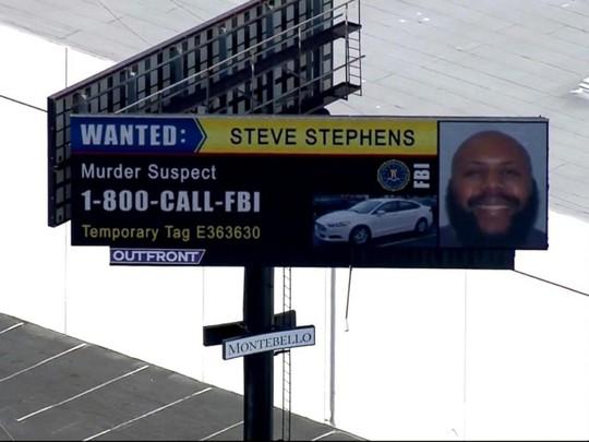 Nghi phạm bị truy nã trên toàn quốc. Ảnh: ABC News