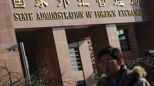 Cơ quan quản lý ngoại hối của Trung Quốc là một trong những nhân tố đóng góp vào sự gia tăng của các thương vụ nước ngoài bất thành. Ảnh: Financial Times