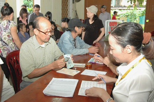 Nghiên cứu phương án điều chỉnh lương hưu - Ảnh 2.