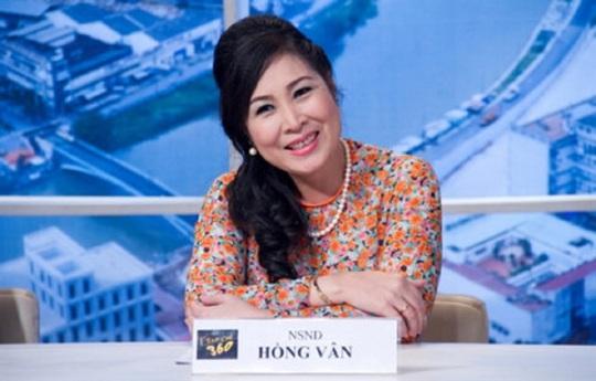 NSND Hồng Vân - Cuộc tình nghệ thuật say đắm - Ảnh 5.