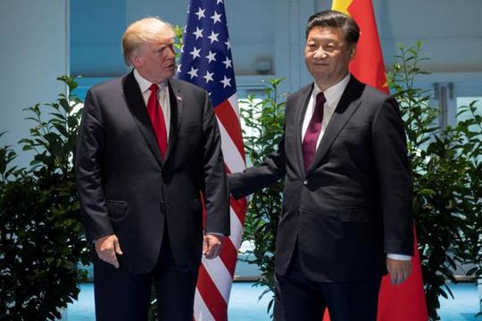 Chủ tịch Trung Quốc thúc giục tổng thống Mỹ kiềm chế - Ảnh 1.