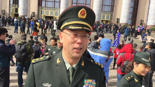 Trung Quốc thay loạt tướng quân đội cấp cao - Ảnh 1.
