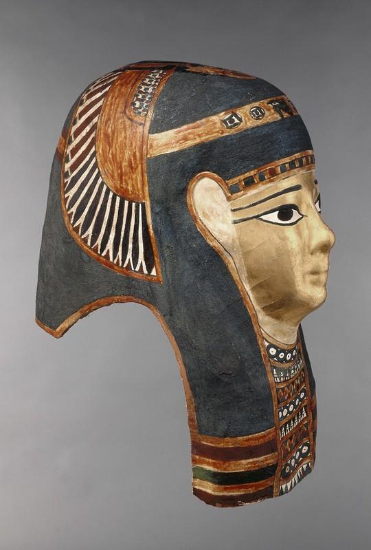 Màu xanh Ai Cập: sống dậy từ hầm mộ, phục vụ pháp y - Ảnh 1.