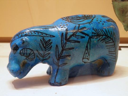 Màu xanh Ai Cập: sống dậy từ hầm mộ, phục vụ pháp y - Ảnh 3.