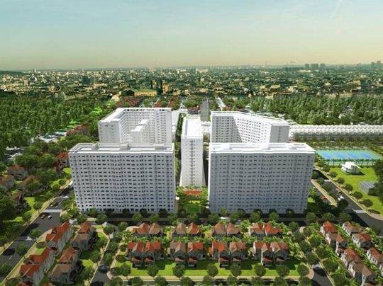 Căn hộ hạng B quận Bình Tân chào đón thêm 400 sản phẩm chất lượng - Ảnh 1.