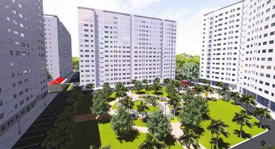 Căn hộ hạng B quận Bình Tân chào đón thêm 400 sản phẩm chất lượng - Ảnh 2.