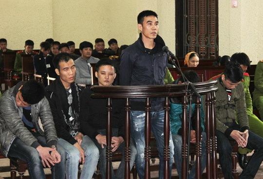 Nguyễn Thế Sang cùng đồng bọn phải trả giá cho tội ác đã gây ra