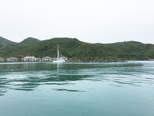 Cận cảnh hàng loạt dự án lấn biển xâu xé vịnh Nha Trang - Ảnh 17.