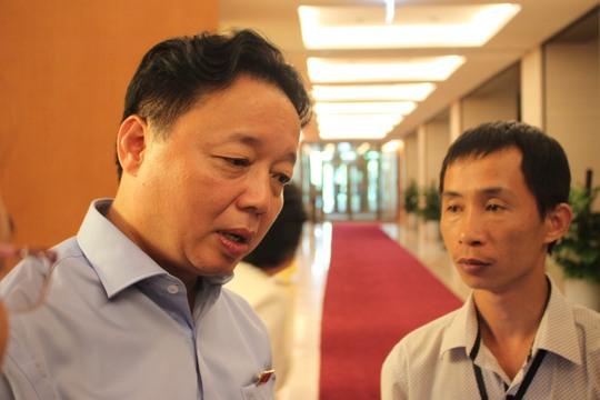 Bộ trưởng Trần Hồng Hà lên tiếng về vụ nổ tại Formosa - Ảnh 1.