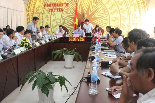 Bộ NN-PTNT vào cuộc vụ tôm hùm chết hàng loạt ở Phú Yên - Ảnh 6.