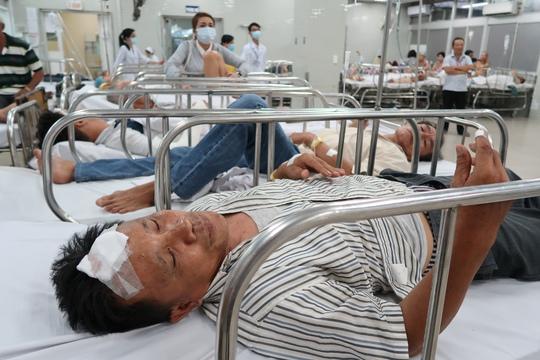 Xe khách Ninh Thuận gặp nạn ở Đồng Nai - Ảnh 1.