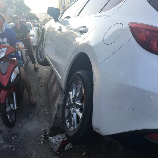 Toàn cảnh hiện trường vụ tai nạn