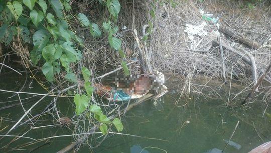 Bộ xương người nghi là công nhân thủy điện bị mất tích
