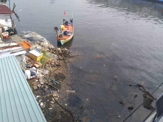 Phát hiện thi thể nổi trên sông ở Phú Quốc - Ảnh 1.