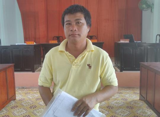 Chủ nhà nghỉ thắng kiện Trưởng Công an Phú Quốc - Ảnh 1.