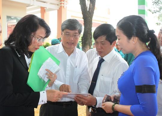 Phó Chủ tịch TP HCM mong tìm được người anh liệt sĩ! - Ảnh 4.