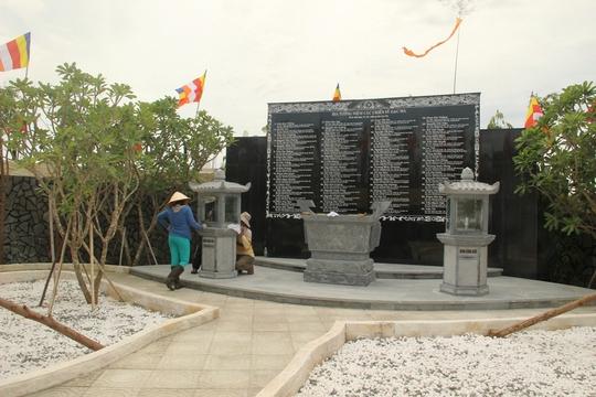 Chiêm ngưỡng Khu tưởng niệm Gạc Ma từ trên không - Ảnh 19.