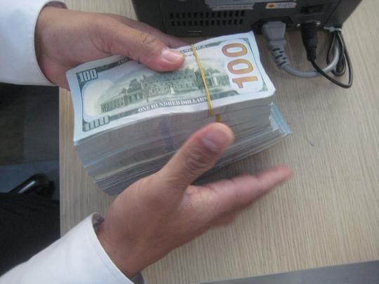 Giá USD đã giảm 3 ngày liên tục - Ảnh 1.