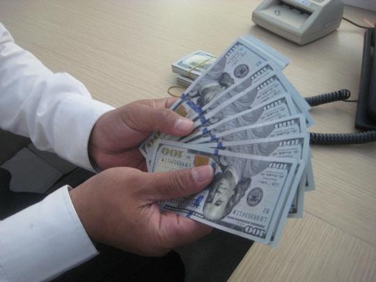 Tỉ giá VNĐ/USD biến động chủ yếu do USD trên thị trường quốc tế tăng giá