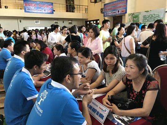 Lần đầu tiên tổ chức Ngày hội tư vấn cho công nhân - Ảnh 9.