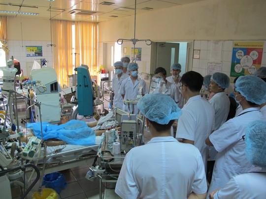 Vụ chạy thận 8 người tử vong: Nhiều bác sĩ kiến nghị Bộ trưởng Công an - Ảnh 2.