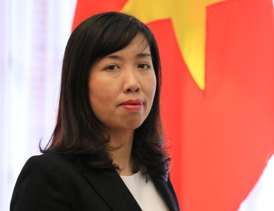 Người Phát ngôn Bộ Ngoại giao Việt Nam Lê Thị Thu Hằng nêu rõ Việt Nam lên án mạnh mẽ vụ tấn công khủng bố này và xin gửi lời chia buồn sâu sắc đến Chính phủ, nhân dân Liên bang Nga cùng gia đình những nạn nhân của vụ tấn công khủng bố