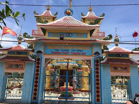 Cơ sở tôn giáo trên đảo
