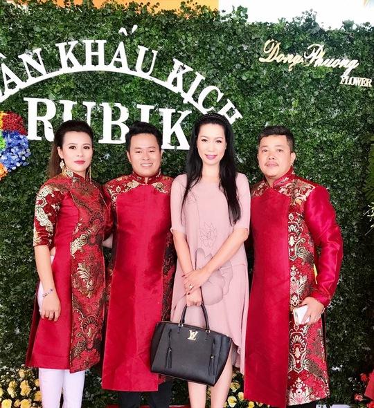 Đệ tử Hoài Linh mở thêm sân khấu kịch - Ảnh 1.