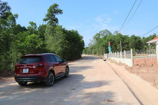 Tuyến đường sẽ thu hẹp khoảng cách giữa huyện Duy Xuyên và Nông Sơn