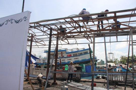 Chợ đêm Phú Quốc một tuần sau khi cháy - Ảnh 3.