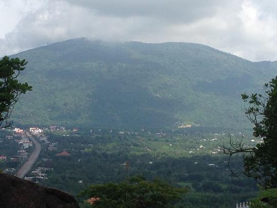 Phát hiện quần thể voọc quý hiếm trên núi Chứa Chan - Ảnh 5.