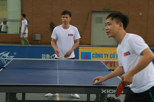 Xem các nhà ngoại giao ASEAN tỉ thí thể thao - Ảnh 10.