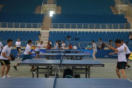 Xem các nhà ngoại giao ASEAN tỉ thí thể thao - Ảnh 11.