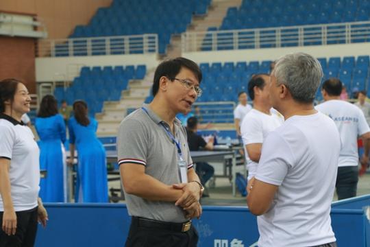 Xem các nhà ngoại giao ASEAN tỉ thí thể thao - Ảnh 16.