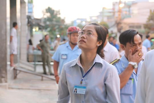 Bà Lê Thị Ngọc Dung, Chủ tịch UBND phường An Lạc A cho biết sẽ thường xuyên xuống đường kiểm tra, vận động người dân thực hiện nghiêm việc không lấn chiếm vỉa hè