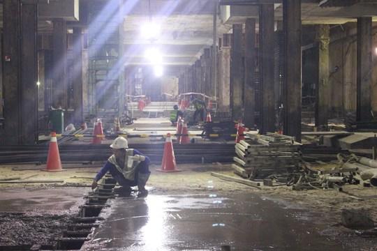 Tuyến metro số 1 khó xong vào năm 2020! - Ảnh 2.
