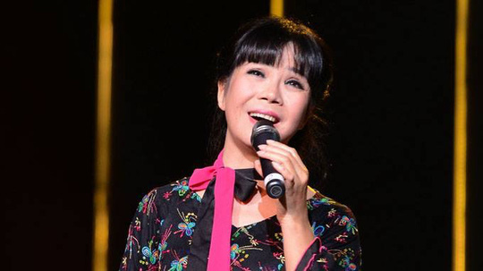 Ánh Tuyết trình diễn thành công nhiều ca khúc của cố nhạc sĩ Nguyễn Ánh 9