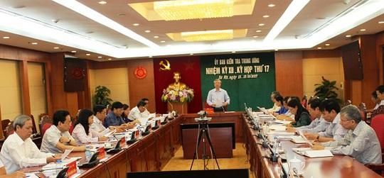 Đề nghị Ban Bí thư kỷ luật ông Nguyễn Phong Quang - Ảnh 1.