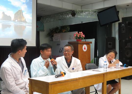 Cứu sống bệnh nhân ngưng thở do bệnh tai mũi họng hiếm gặp - Ảnh 1.