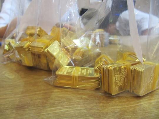 Giá vàng hướng đến mốc 37 triệu đồng/lượng