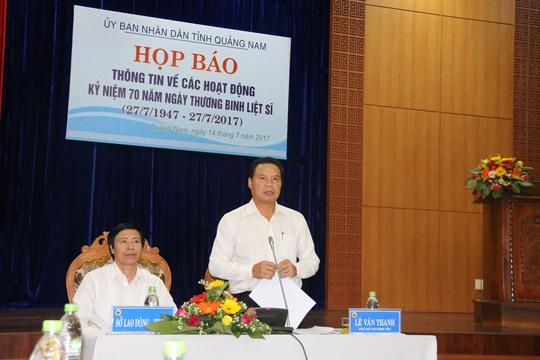 Quảng Nam nói về việc chủ tịch tỉnh tiếp dân không đầy đủ - Ảnh 1.