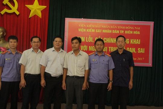VKSND TP Biên Hòa: Đã làm oan sai còn chậm trễ xin lỗi - Ảnh 3.