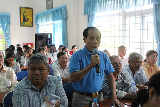 Cử tri thắc mắc việc xây sân Golf trong sân bay Tân Sơn Nhất - Ảnh 2.