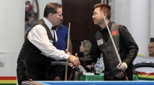 Thua đau tie-break, Mã Minh Cẩm giành HCĐ carom 3 băng thế giới - Ảnh 3.